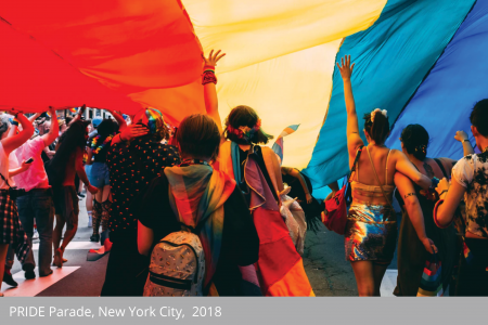 A Source of PRIDE for New York's LGBTQ+ Community